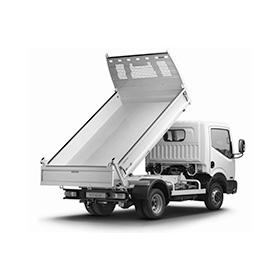 Location de Camion benne - 3t5